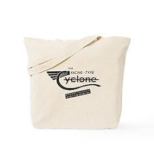Cyclone Vintage Tote Bag