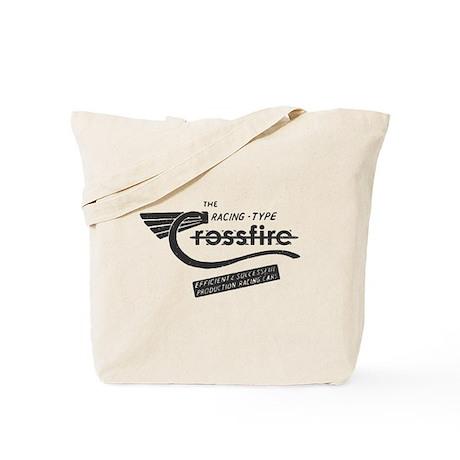 Crossfire Vintage Tote Bag