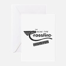 Crossfire Vintage Greeting Cards (Pk of 10)