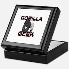 Gorilla Geek Keepsake Box