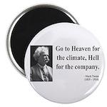 Mark Twain 29 Magnet