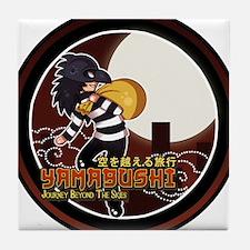 Chibi Kiyoshi Tile Coaster