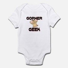 Gopher Geek Infant Bodysuit
