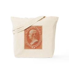 US 1870 Daniel Webster Tote Bag