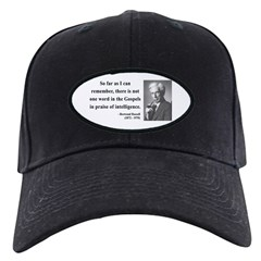 Bertrand Russell 8 Baseball Hat