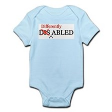 Differently Abled Infant Creeper