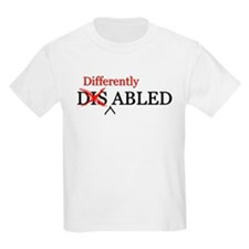 Differently Abled Kids T-Shirt