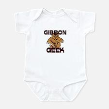 Gibbon Geek Infant Bodysuit