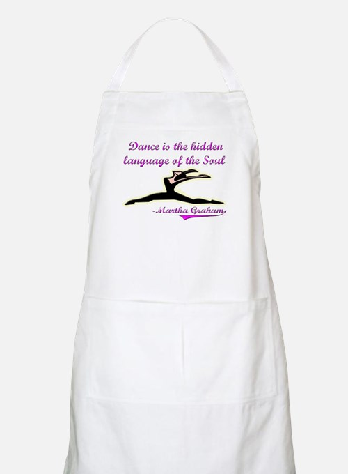 Dance Quote Gift Items BBQ Apron