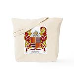 Ribeiro Family Crest Tote Bag