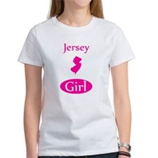 5-jerseygirl copy T-Shirt