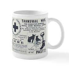 Transvaal war wounded Mug