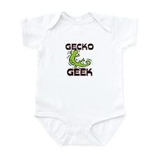 Gecko Geek Infant Bodysuit