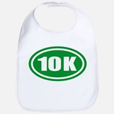 10 K Runner Oval Bib