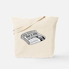McCain Predicts Future Tote Bag