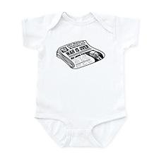 McCain Predicts Future Infant Bodysuit