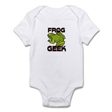 Frog Geek Infant Bodysuit
