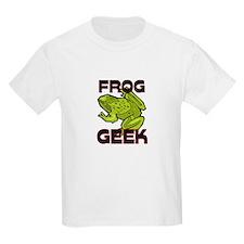 Frog Geek Kids Light T-Shirt