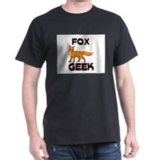 Fox Geek T-Shirt