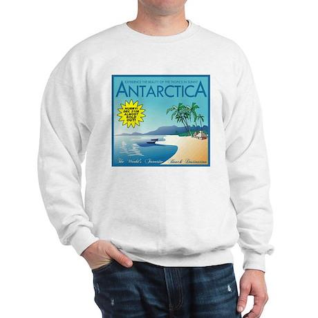 Visit Tropical Antarctica Sweatshirt