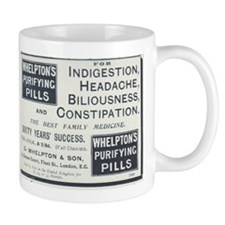 Whelpton's Purifying Pills Mug