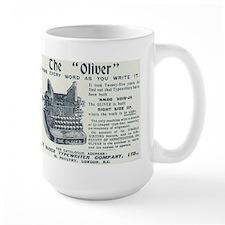 Oliver typewriter Ceramic Mugs