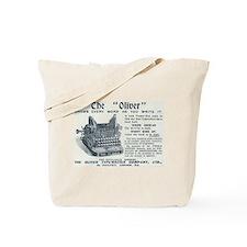 Oliver typewriter Tote Bag