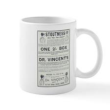 Dr Vincent's Stoutness Mug