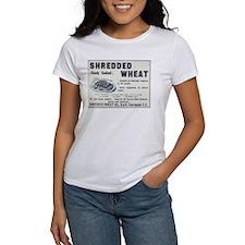 Shredded Wheat Tee