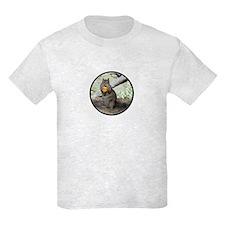 Chipmunk eating a cheez-it T-Shirt