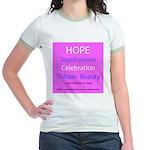 Breast Cancer Walk Jr. Ringer T-Shirt