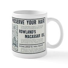 Rowland's Macassar Oil Mug