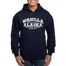 Funny anti-Palin design! Hoodie