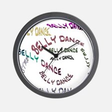 Bellydance! Wall Clock