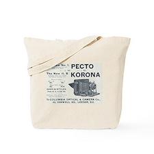 Pecto Korona Tote Bag
