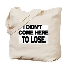 LOSE Tote Bag