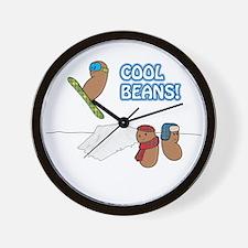 Cute Cool sayings Wall Clock
