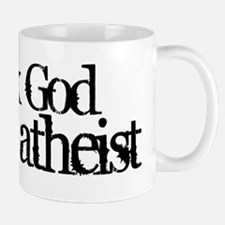 Thank god I'm an atheist Mug