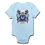 Sanches Family Crest Infant Creeper