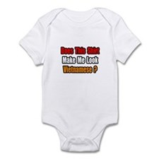 """Make Me Look Vietnamese?"" Infant Bodysuit"
