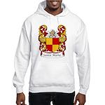 Santa Maria Family Crest Hooded Sweatshirt