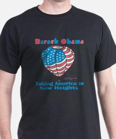 Taking America To New Heights T-Shirt