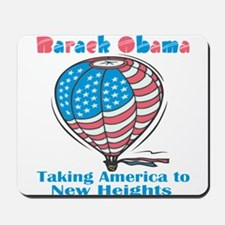 Taking America To New Heights Mousepad