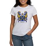 Sequeira Family Crest Women's T-Shirt