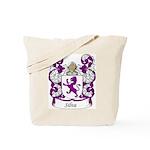 Silva Family Crest Tote Bag