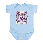 Silva Family Crest Infant Creeper