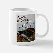 Sooner or Gator Mug