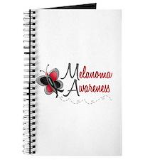 Melanoma Awareness 1 Butterfly 2 Journal