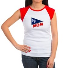KP Mom Women's Cap Sleeve T-Shirt