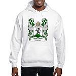Simoes Family Crest Hooded Sweatshirt